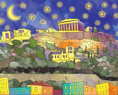ACROPOLIS-NIGHT