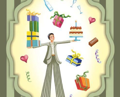 ALTACARTA-BIRTHDAY CARD-BOY
