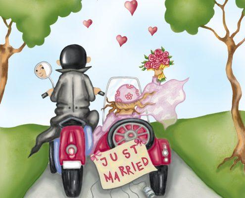 ALTACARTA-WEDDING CARD