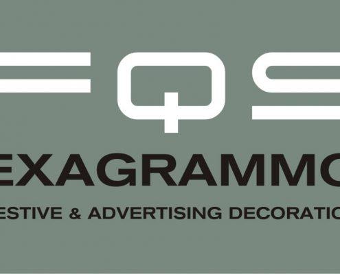 LOGO-FQS EXAGRAMMO-FESTIVE & ADVERTISING CO